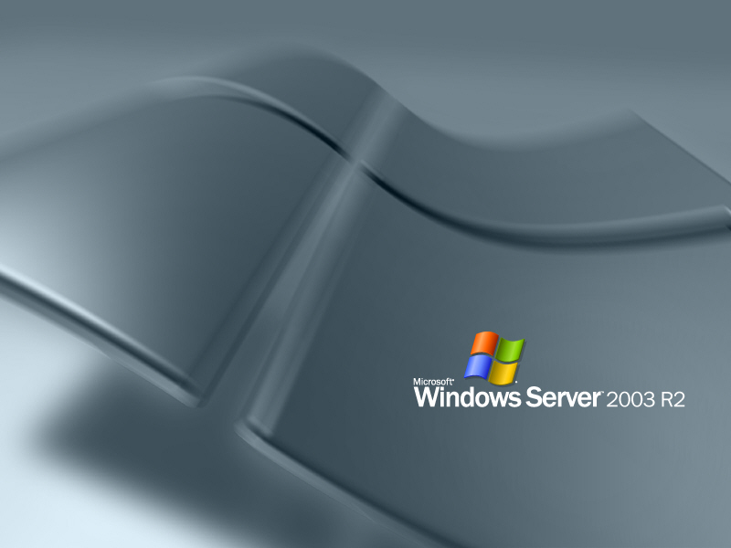 windows server 2003 R2